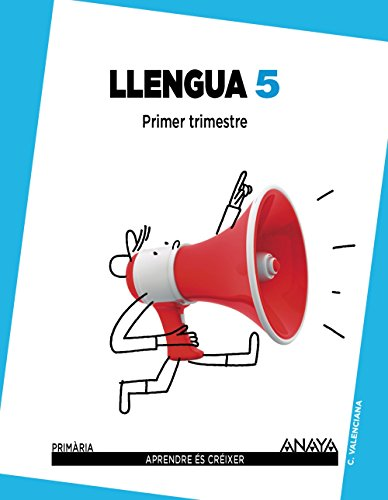 Llengua 5. (Aprendre és créixer) - 9788467834208 por José Francisco Cañada González