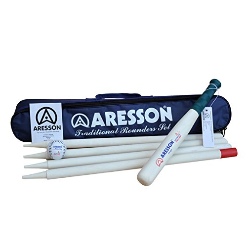 ARESSON TRADITIONAL - SET DE ROUNDERS DE ADULTO  NEGRO Y AZUL MARINO