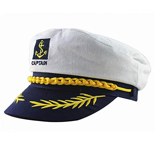 Kapitän Des Schiffes Kostüm - CGXBZA Erwachsener Kapitän Kostüm Boot Yacht