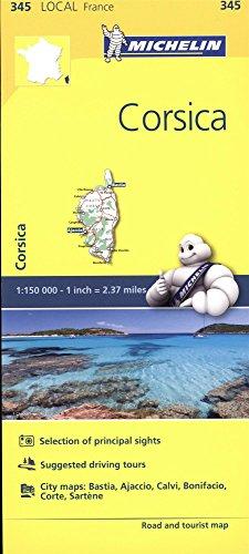 Corsica 1:150000