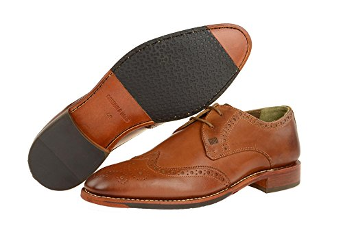 Miicke 3, Mocassins (Loafers) Homme, Orange (Dark Orange), 41 EUTed Baker