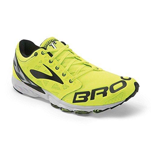 Brooks Unisex-Erwachsene T7 Racer Laufschuhe Gelb