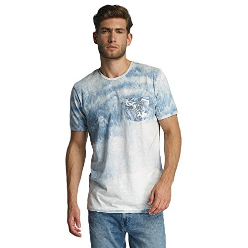JACK & JONES Uomo Maglieria/T-Shirt jorBluedream Bianco