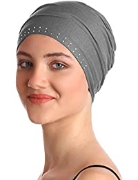 Deresina Headwear Tapa Frontal enjoyada para pérdida de Cabello, cáncer, quimioterapia