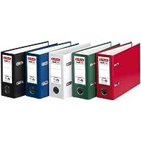 Herlitz 5276001 MaX - Estante para libros, A5, 8 cm, colores surtidos, 1 unidad