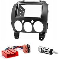 Carav 11 – 079 – 15 – 6 Radio Car de 2 din en Dash Instalación