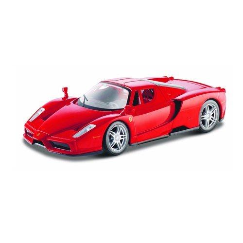 Maisto 39964 - Modellauto 1:24 Bausatz Ferrari Enzo, rot