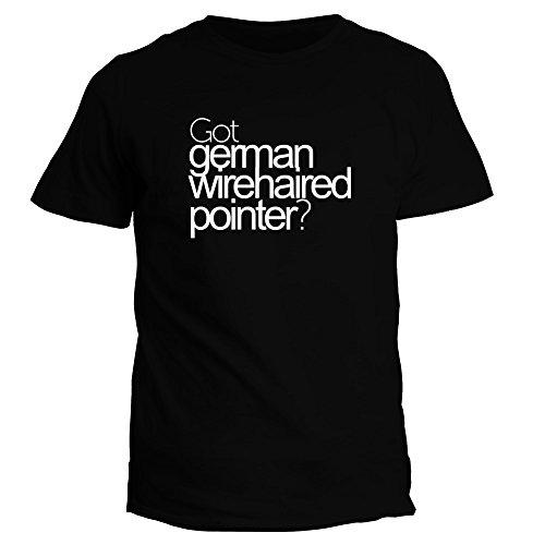 Pointer Hund T-shirt (Idakoos Got German Wirehaired Pointer? - Hunde - T-Shirt)