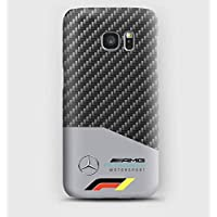 Carbon F1 Mercedes Cover Samsung S6, S7, S8, S9, A3, A5, A7, J3, J5, Note,