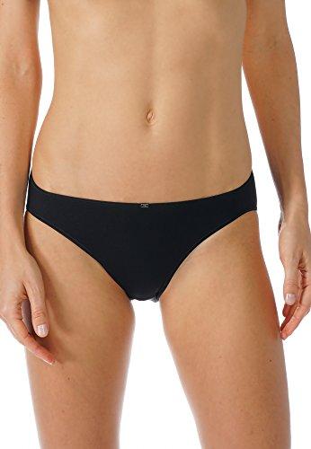 Mey Basics Soft Shape Damen Mini-Slips Schwarz 44