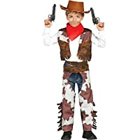 Child Cowboy Wild West Woody Style Fancy Dress Costume 3-4 years