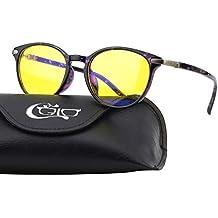 38ef1fd085 CGID CY32 Gafas Premium con Armazón TR90 para Protección contra ...
