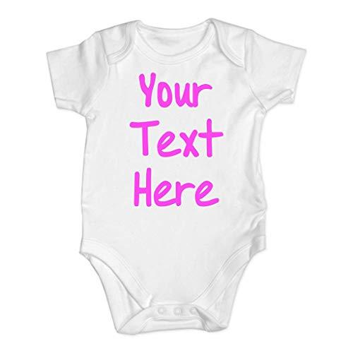 MRURIC❀ Baby Outfits Set Neugeborenes Mädchen Brief Strampler Kurzarm Overall Kleidung,Babystrampler T-Shirt Tops Set Sommer Spielanzug Strampler Junge Einteiler Overall Bodysuit
