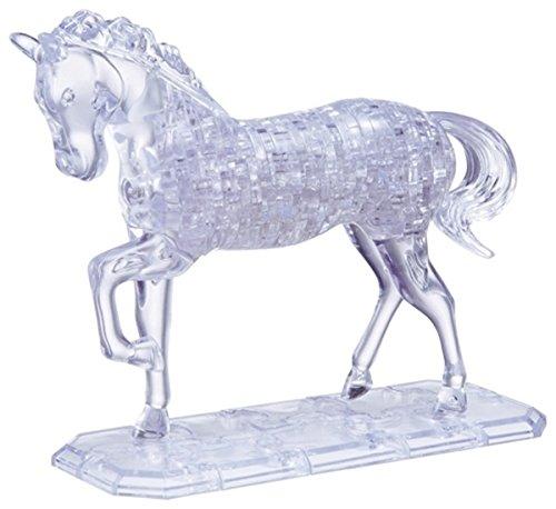 Imagen 5 de HCM Kinzel 9001 - Puzzle de cristal en 3D diseño Caballo [Importado de Alemania]