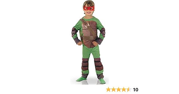 D/éguisement Pour Enfant  Luxe Padded Tmnt Taille L Tortue Ninja TMNT I-610524L Rubies-d/éguisement officiel