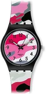 Swatch GB262 Hiding Pink Watch