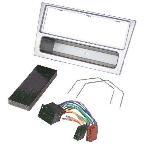 Baseline Connect Radioeinbauset, ISO, lichtsilber -