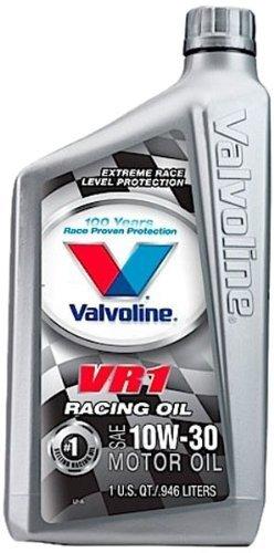 valvoline-vv205-6pk-vr1-sae-10w-30-racing-motor-oil-1-quart-bottle-case-of-6-by-valvoline