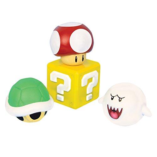 Paladone pp3427nn Super Mario Stress Ball (12-teilig) (Display-box Ball)