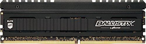 Price comparison product image Ballistix BLE4G4D26AFEA Elite 4 GB (DDR4, 2666 MT/s, PC4-21300, SR x8, DIMM, 288-Pin) Memory