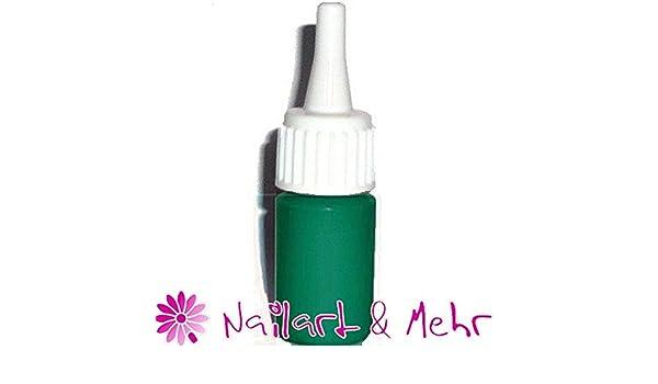 Acrylfarbe Wasserloslich In 10ml Linerflasche 38 Dunkelgrun