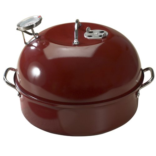 Nordic Ware Nordic Ware 365 Indoor/ Outdoor Kettle Smoker