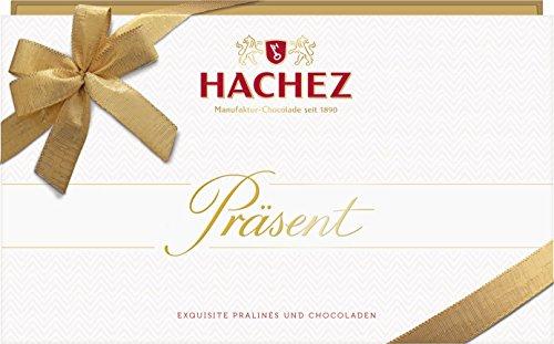 Handgemachte Pflanzlichen Farbstoff (Hachez Präsent  Pralinen, 1er Pack (1 x 175 g))