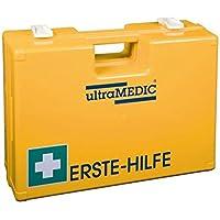 """Erste-Hilfe-Koffer ultraBOX """"SUPER II"""", mit Füllung DIN 13169, gelb preisvergleich bei billige-tabletten.eu"""