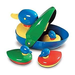 Ambi Toys 31016 - Duck Family/Familia De Patos (Plastico) (+12 Meses)