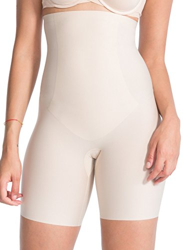 deluxe-spanx-slimming-shapewear-thinstincts-high-waisted-mid-thigh-shorts-soft-nude-large