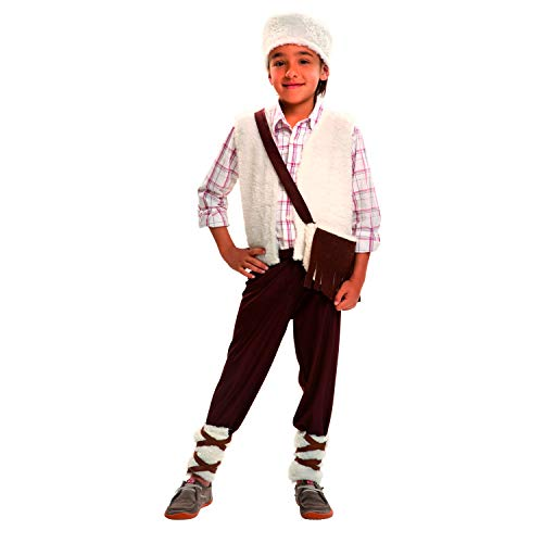 My Other Me Kostüm Hirte, Größe 5–6Jahre (viving Costumes mom00455)