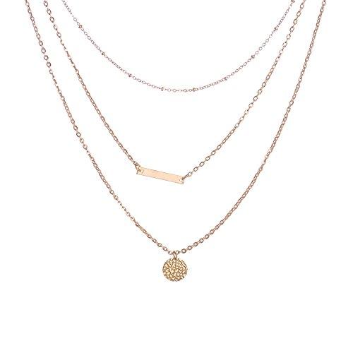 sunnow-frauen-modische-einfache-shiny-geometrische-pailletten-alloy-mehrschichtige-halsketten
