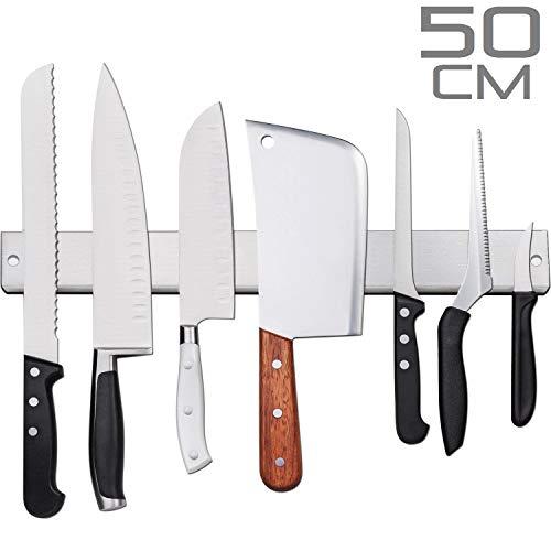 50CM Barra Magnética para Cuchillos