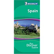 Spain (Michelin Green Guides)