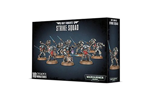 Grey Knight Strike Squad Grey Knight