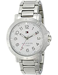 Tommy Hilfiger Analog White Dial Women's Watch - NATH1781397