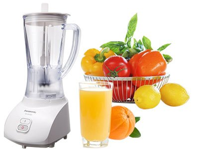Panasonic MX-GX 1021 Blender (White)