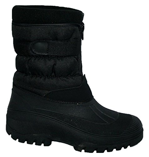 Womens Mucker Stable Yard Winter Snow Velcro Boots Wellies Shoes