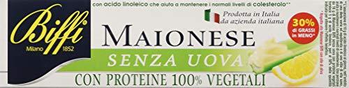 Biffi Maionese Vegetale - Pacco da 15 x 146 g