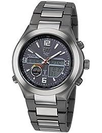 675b6c79e9 Herren-Funkuhr Eco Tech Time Solar Drive Funk Arctica Titan PR Herrenuhr EGT -11100