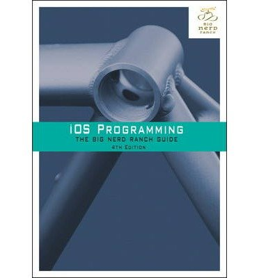 Portada del libro [(iOS Programming: The Big Nerd Ranch Guide)] [ By (author) Joe Conway, By (author) Aaron Hillegass ] [February, 2014]