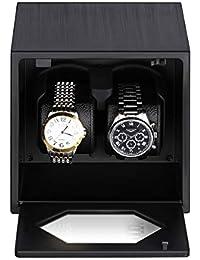 Remontoir à Montres Mécanique Automatique Boîte à Montre Watch Winder Design Compact Isolation phonique.