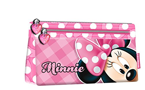 Karactermania Minnie Mouse Joyful Estuches, 22 cm, Rosa