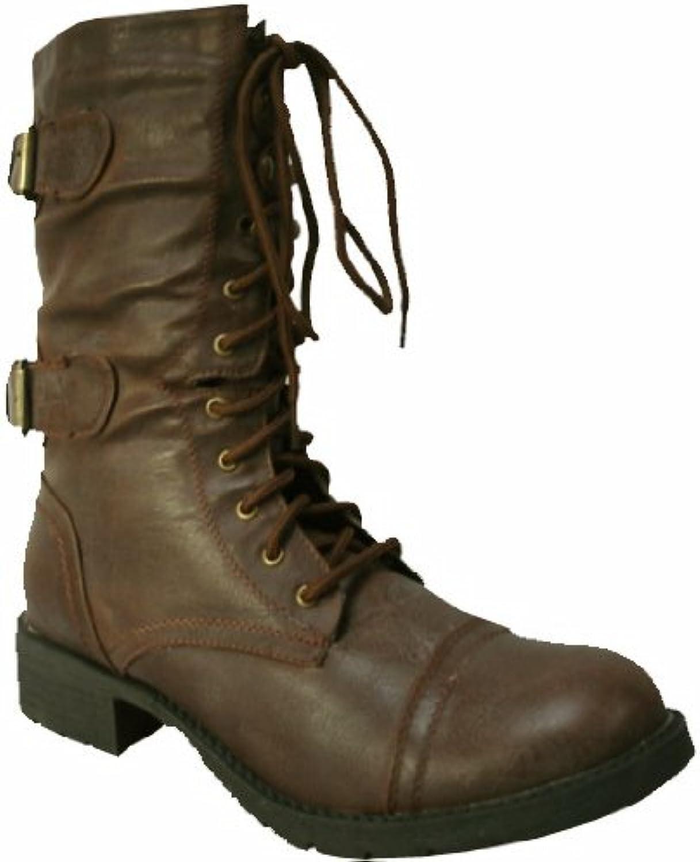 plus haut de la jambe noire (longueur sturdy sturdy sturdy chunky militaires et les bottes de type b0061a3lzy contre parent | Nouveau Produit  c07e3c