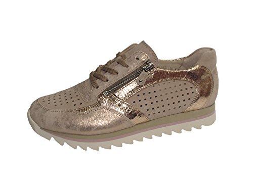 Gabor Damen Sneaker Beige