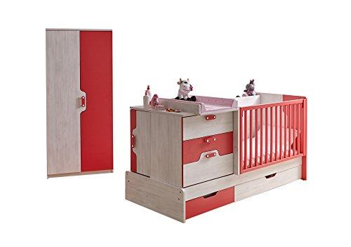 Himbeer-polster (TICAA Babyzimmer