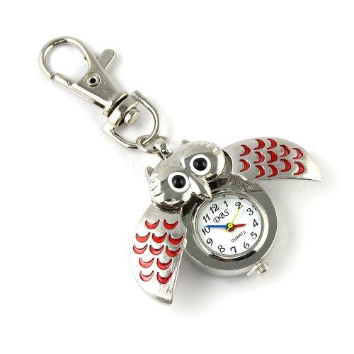 mapofbeauty-estilo-lindo-del-buho-caja-de-acero-inoxidable-de-cuarzo-llavero-reloj-rojo