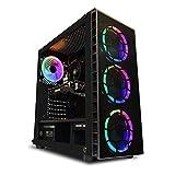 ADMI VR-1 Gaming PC: AMD Ryzen 2300X 4.0Ghz Quad Core, RX570 4GB Graphics