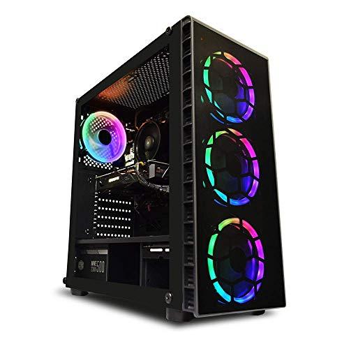 ADMi GAMING PC Intel Pentium G4560 3.5Ghz CPU Dual