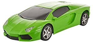 Sonic 1:18 Remote Control Car 4 Function Model, Green